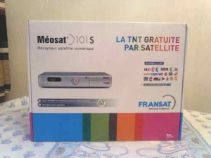 Fransat package